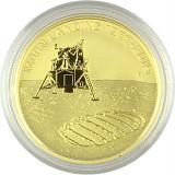 Australien Apollo 11 - 50 Jahre Mondlandung 1oz Gold - 2019