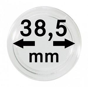 Münzkapseln 38,5mm, 1 Stück