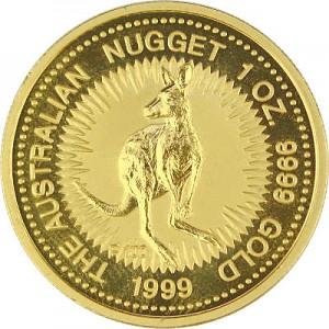 Känguru 1oz Gold - 1999