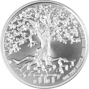Niue Tree of Life Truth Serie 1oz Silber - 2019