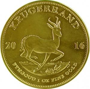 Krügerrand 1oz Gold