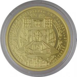 100 Euro 1/2oz Gold - 2018 Brühl