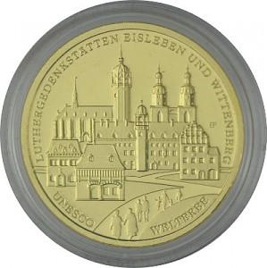 100 Euro 1/2oz Gold - 2017 Wittenberg