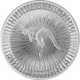 Australien Känguru 1oz Silber - 2020