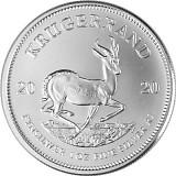 Krügerrand 1oz Silber - 2020