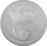 Koala 1kg Silber - 2020
