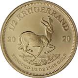 Krügerrand 1/2oz Gold - 2020