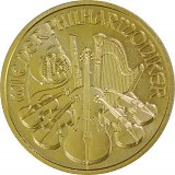 Wiener Philharmoniker 1/2oz Gold - 2020