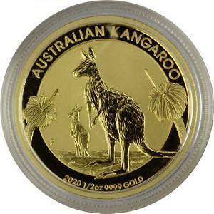 Känguru 1/2oz Gold - 2020