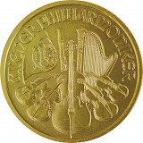 Wiener Philharmoniker 1/4oz Gold - 2020