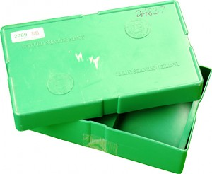 Masterbox Silber US Silber Eagle - leer