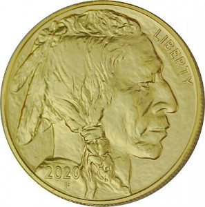 American Buffalo 1oz Gold - 2020