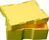 Masterbox Silber Maple Leaf - leer