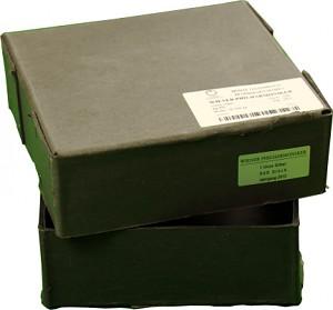 Masterbox Silber Wiener Philharmoniker - leer