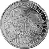 Arche Noah 1/4oz Silber - 2020