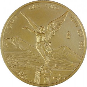 Libertad 1oz Gold - 2010
