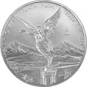 Libertad 1oz Silber - 2009