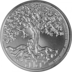 Niue Tree of Life Truth Serie 1oz Silber - 2020