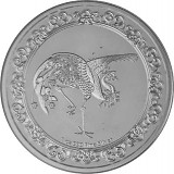 Niue Celestial Animals The Red Phoenix 1oz Silber - 2020