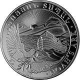 Arche Noah 1oz Silber - 2021