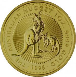 Känguru 1oz Gold - 1996