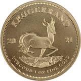 Krügerrand 1oz Gold - 2021