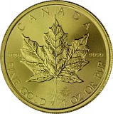 Maple Leaf 1oz Gold - 2021