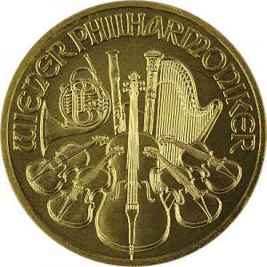 Wiener Philharmoniker 1oz Gold - 2021