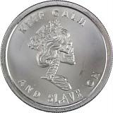 Slave Queen 1oz Silber
