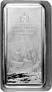 Silberbarren Münzbarren Saint Helena 250g Silber - 2021