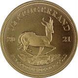 Krügerrand 1/2oz Gold - 2021