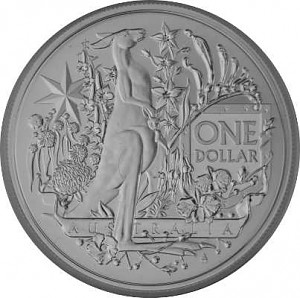 Australien Coat of Arms Royal Australien Mint 1oz Silber - 2021