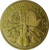 Wiener Philharmoniker 1/4oz Gold - 2021