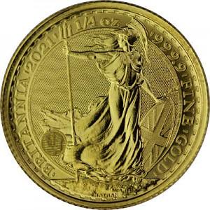 Britannia 1/4oz Gold - 2021
