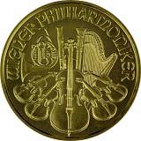 Wiener Philharmoniker 1/10oz Gold - 2021