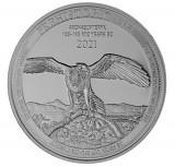 Kongo Prehistoric Life - Archaeopteryx 1oz Silber - 2021