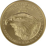 American Eagle Type 2 neues Design 1oz Gold - 2021