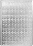 Cook Islands Münztafel 100x1g Silber