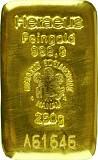 Goldbarren 250g - Heraeus