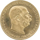100 Kronen Österreich 30,48g Gold