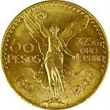 50 Pesos Centenario Mexico 37,46g Gold