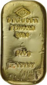 Goldbarren 500g - verschiedene Hersteller