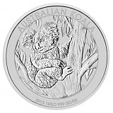 Koala 1kg Silber - 2013