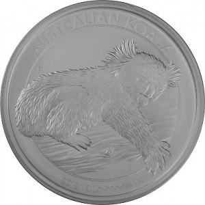 Koala 1kg Silber - 2012