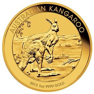 Känguru 1oz Gold - 2013