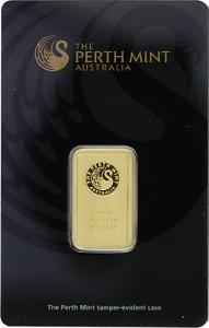 Gold Bar 10g - Perth Mint