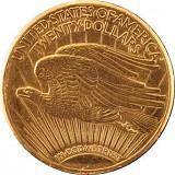 20 Dollar Double Eagle Saint-Gaudens 30,09g Gold