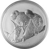 Koala 1kg Silber - 2010