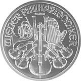 Wiener Philharmoniker 1oz Silber