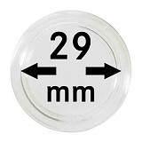 Münzkapseln 29mm, 1 Stück